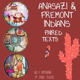Utah's History Anasazi & Fremont Indians LEVELED paired texts Distance Learning