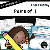 Pairs of 1 (Kindergarten-K.OA.3)