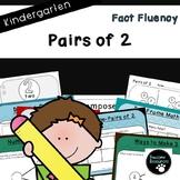Pairs of 2 (Kindergarten-K.OA.3)
