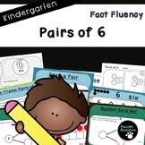 Pairs of 6 (Kindergarten-K.OA.3)