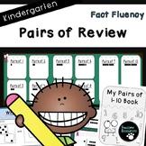 Pairs of Review (Kindergarten-K.OA.3)