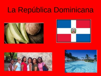 Paises Hispano-hablantes Spanish-Speaking Countries of the World Power Point PPT