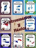 Paises de Centroamérica