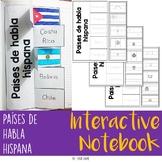 Países de habla hispana - Spanish speaking countries INTER