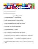 Países hispano hablantes