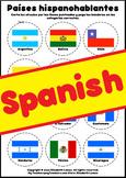 Países hispanohablantes por zonas geográficas (Spanish) (+
