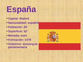 Paises hispanohablantes power point