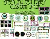 Paisley Classroom Decor