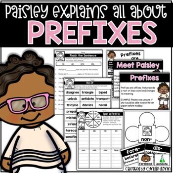 Prefixes: Paisley Explains All About Prefixes