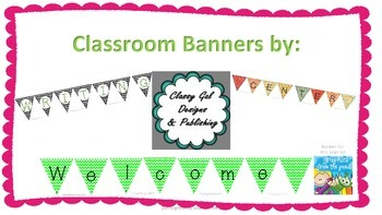 """Paisley """"WELCOME"""" Banner"""