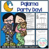 Celebrate with Pajama Day!
