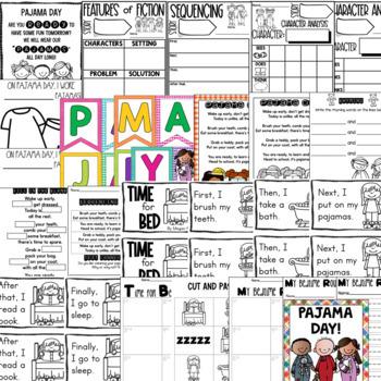 Pajama Day Fun!