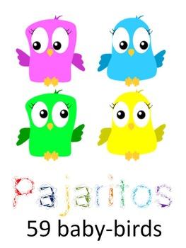 Pajaritos 59 Baby-birds