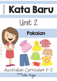 Pakaian | Clothing Colour BLM Pack| Bahasa Indonesia