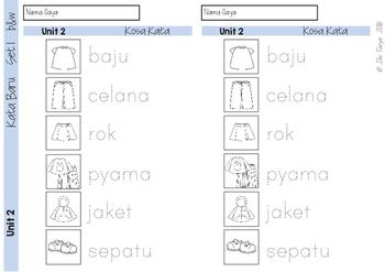 Pakaian -BLM | Clothing Unit | Bahasa Indonesia