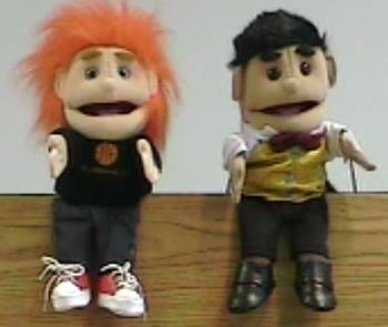Video: Pal and Buddy—One and Two Sounds to a Beat