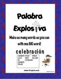Palabra Explosiva