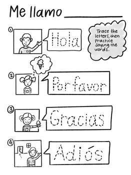 Palabras Básicas en Español