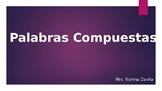 Palabras Compuestas Interactive PowerPoint