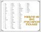 Palabras Frecuentes- KINDER- rueda el dadito