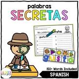 Palabras Secretas (Spanish Secret Sight Words)
