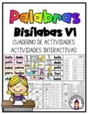 Palabras de dos sílabas (Volumen 1)-Two syllable words (Volume 1)