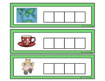 Aprendiendo a leer sílabas y palabras con la letra a
