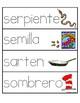 Palabras con la letra Ss