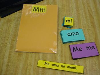 Palabras con letra Mm