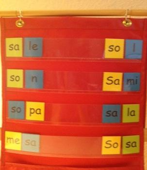Palabras con letra Ss