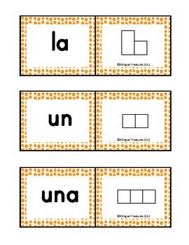 Palabras de Alta Frecuencia - Kindergarten