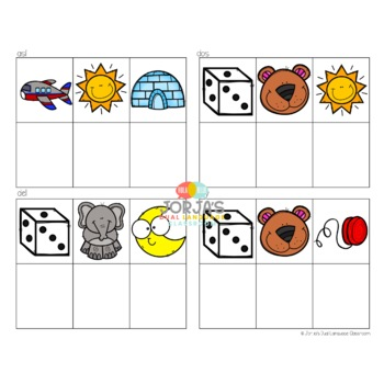 Palabras de Uso Frecuente - Sight Words Spanish