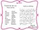 Palabras de uso frecuente: 1er Grado - Set #5 -High Frequency Words game