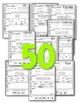 Cuaderno interactivo de palabras de uso frecuente - Kindergarten