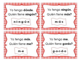 Palabras de uso frecuente: Kinder Set #6 - High Frequency Words game