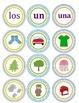 Palabras en Español y sus Artículos