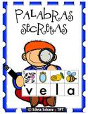 Palabras secretas - Fonética en español