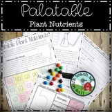 Palatable Plant Nutrients (Analyzing soil sample results f