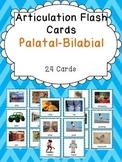 Apraxia & Articulation Cards Palatal-Bilabial