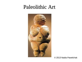 Paleolithic Art: Art History Lecture