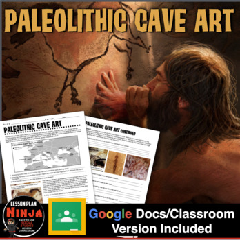 Paleolithic Cave Paintings Worksheet