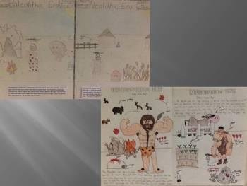 Paleolithic Era vs. Neolithic Era Project
