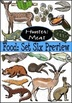 Prehistoric Food CLIPART (Set Six): Hunter- Meat {Paez Art Design}