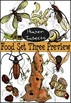 Paleolithic Food (Set Three): Hunter-Gatherer Insects {CLIPART}