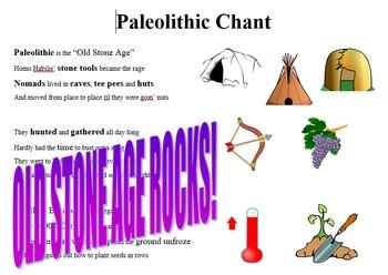 Paleolithic & Neolithic Chants