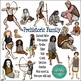 Paleolithic People CLIPART {Paez Art Design}