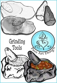 Paleolithic Tools Clipart
