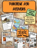 Paleolithic and Ice Age Activities