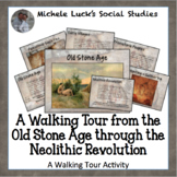 Paleolithic and Neolithic Age Revolution Activity   Stone