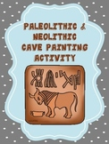 Early Humans - Paleolithic and Neolithic - Cave Painting A